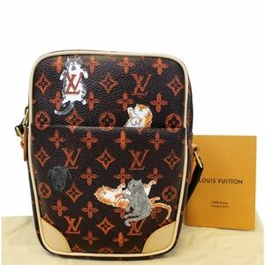 LOUIS VUITTON Paname Monogram Grace Shoulder Bag